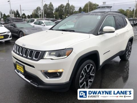2017 Jeep New Compass Limited 4WD