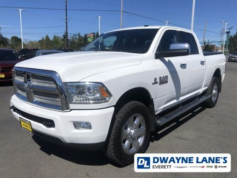 Pre-Owned 2015 RAM 3500 Limited 4WD