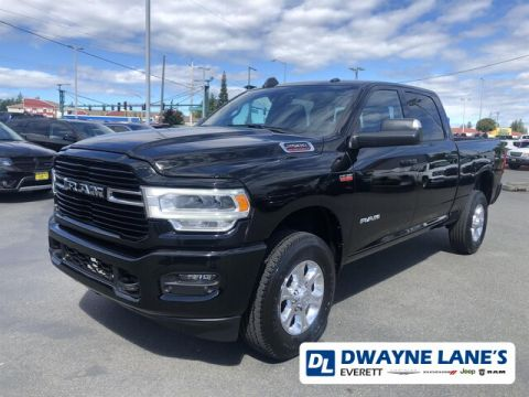Pre-Owned 2019 RAM 2500 Big Horn 4WD