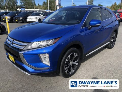 Pre-Owned 2019 Mitsubishi Eclipse Cross 1.5 SE AWD