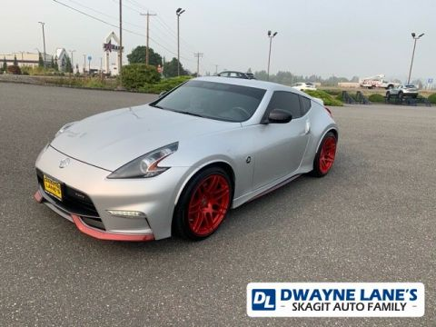 Pre-Owned 2016 Nissan 370Z NISMO Tech