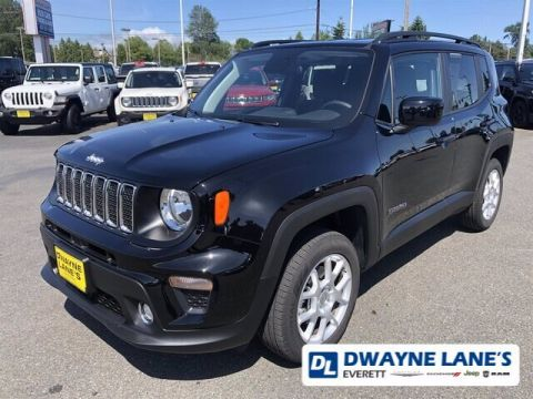 Pre-Owned 2020 Jeep Renegade Latitude