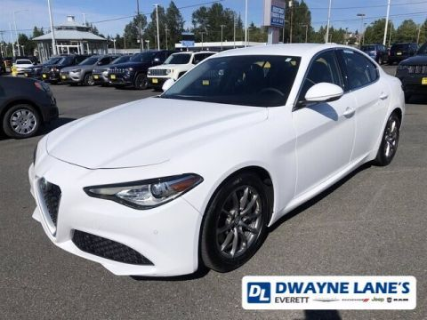 Pre-Owned 2018 Alfa Romeo Giulia Sedan